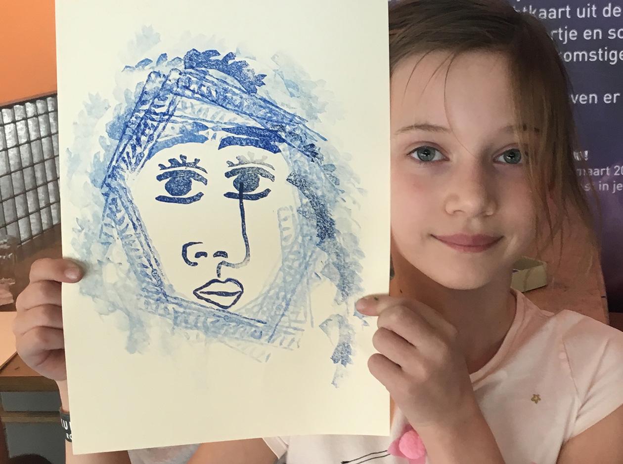 Studio Picasso, deelnemer met werk in Kunsthal Rotterdam